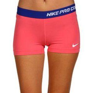 XS Nike Pro Combat Dri Fit compression shorts
